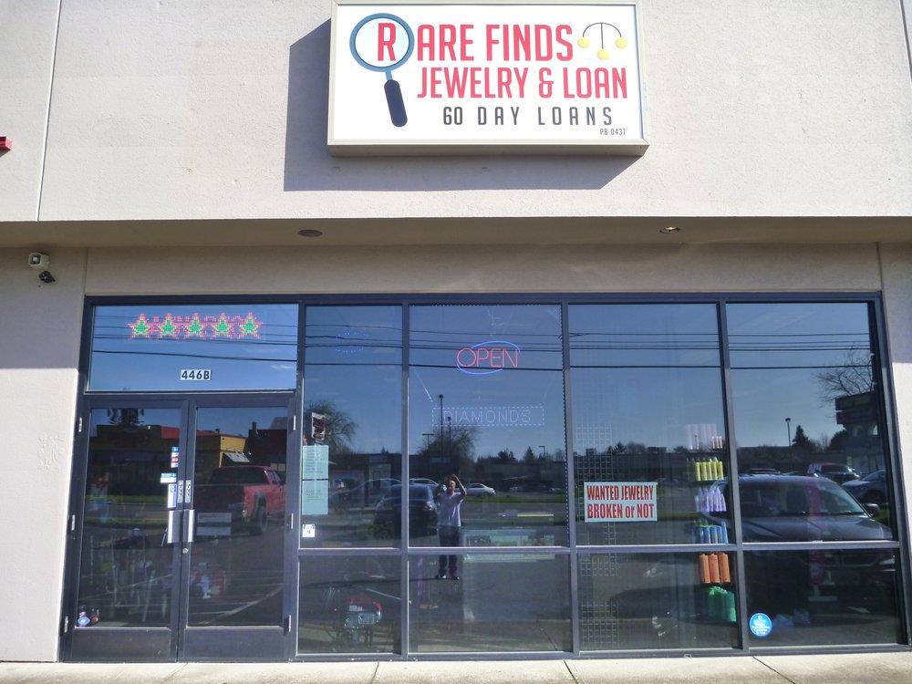 Rare Finds Jewelry & Loan: 446 Lancaster Dr NE, Salem, OR