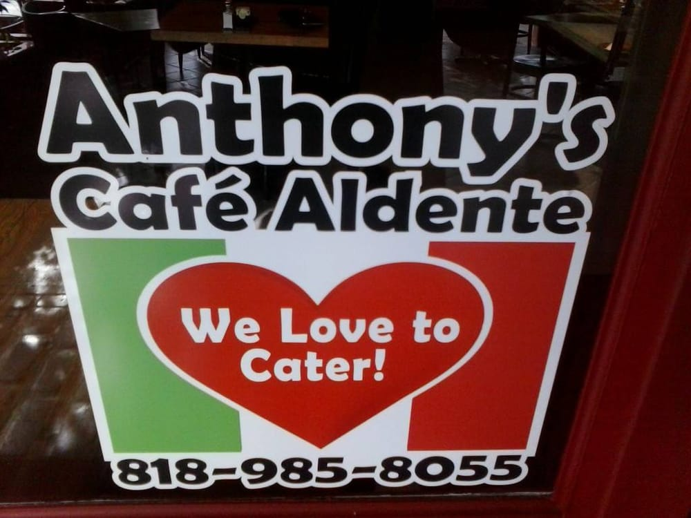 Studio City Cafe Aldente