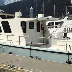 Hill norvell alaskan fishing charters pesca anchorage for Anchorage fishing charters