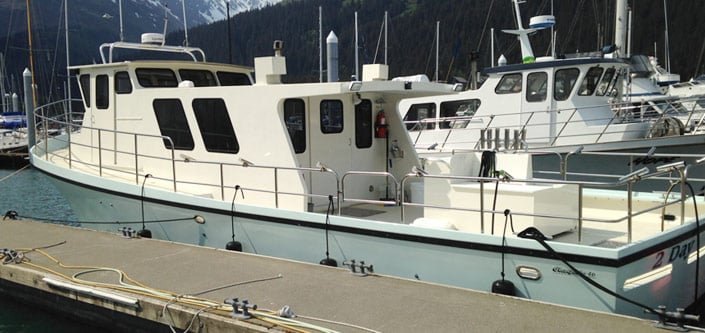 Hill norvell alaskan fishing charters fiske anchorage for Anchorage alaska fishing charters