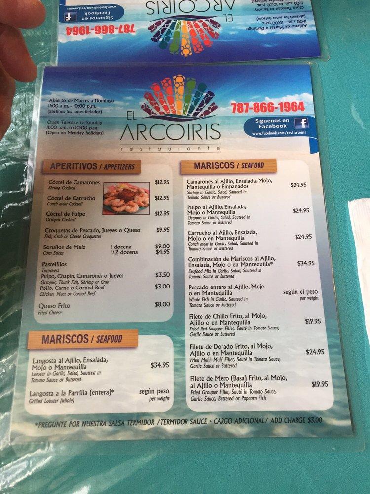 El Arcoiris: Barrio Pozuelo, Guayama, PR