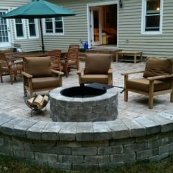 Photo Of Yardscapes Landscaping Hardscapes New Bern Nc United States Paver