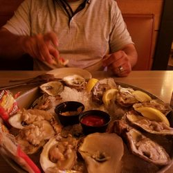 Photo Of Razzoos Cajun Cafe Round Rock Tx United States Oysters
