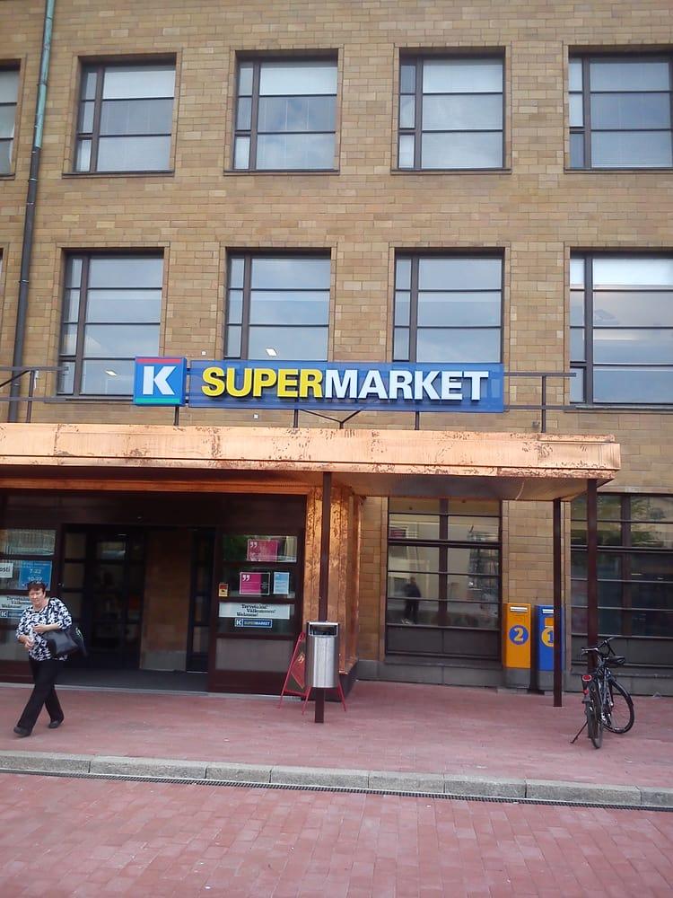 K-Supermarket Helsinki