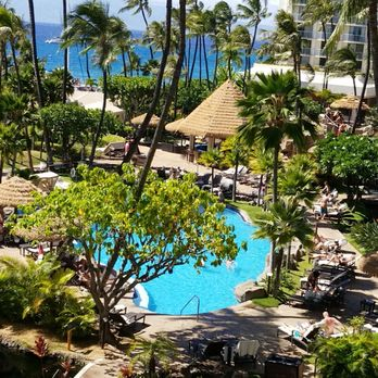 Westin Maui Resort And Spa Parking Fee