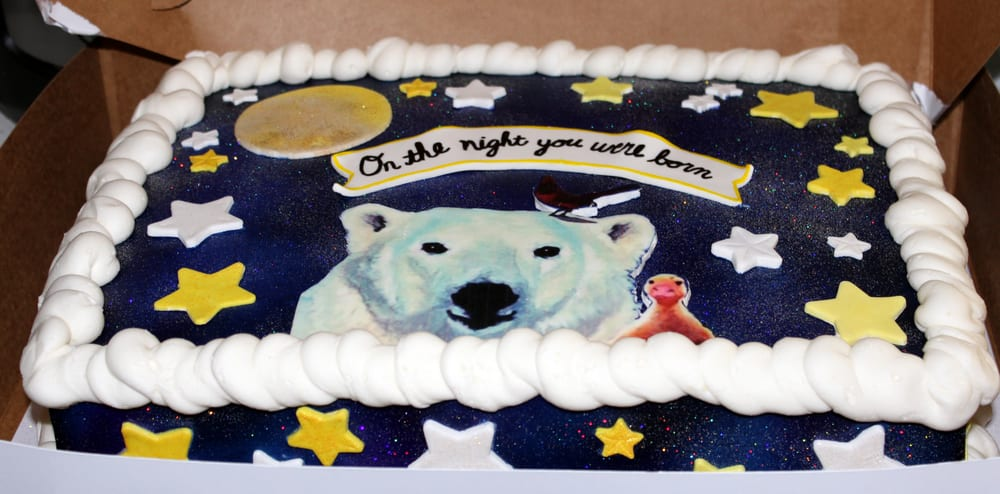 Cake Images Dow : Cassie s hits another homerun for the Butcher family ...
