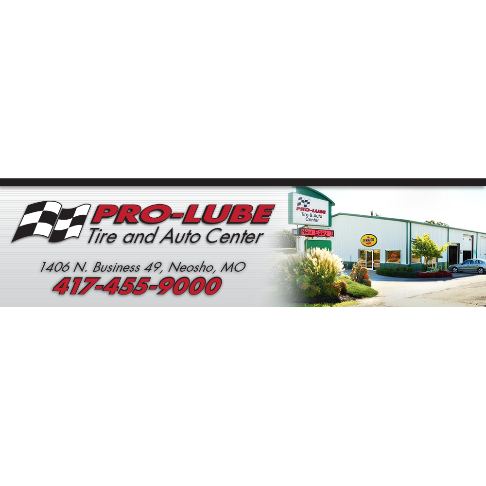 Pro-Lube Tire and Auto Center: 1406 N Business 49, Neosho, MO