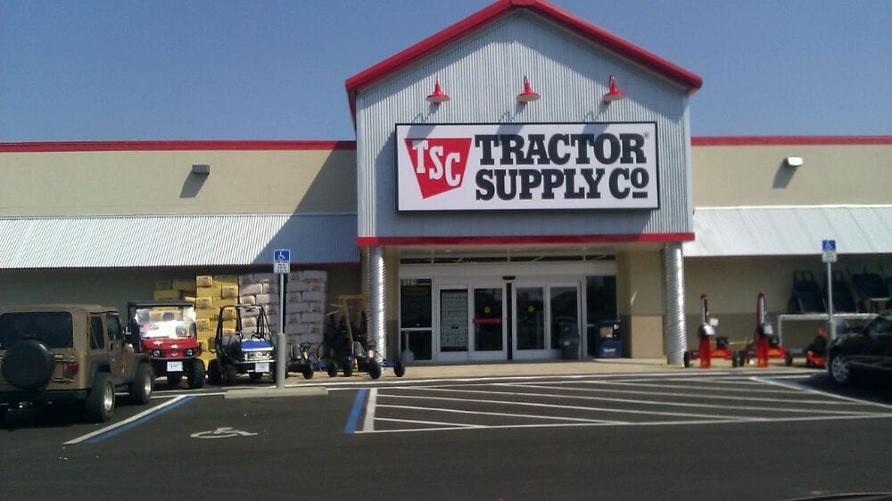 Tractor Supply: 6531 Caroline St, Milton, FL