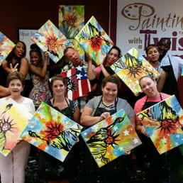 Photos for painting with a twist yelp for Painting with a twist charlotte nc