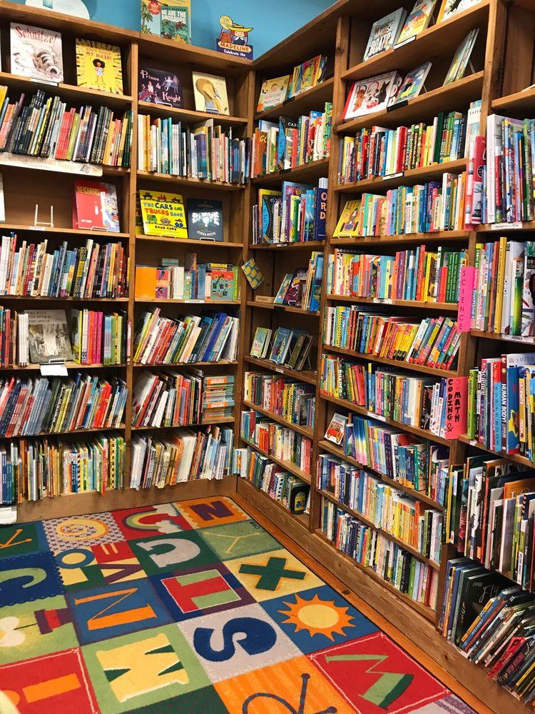 Third Place Books: 6504 20th Ave NE, Seattle, WA