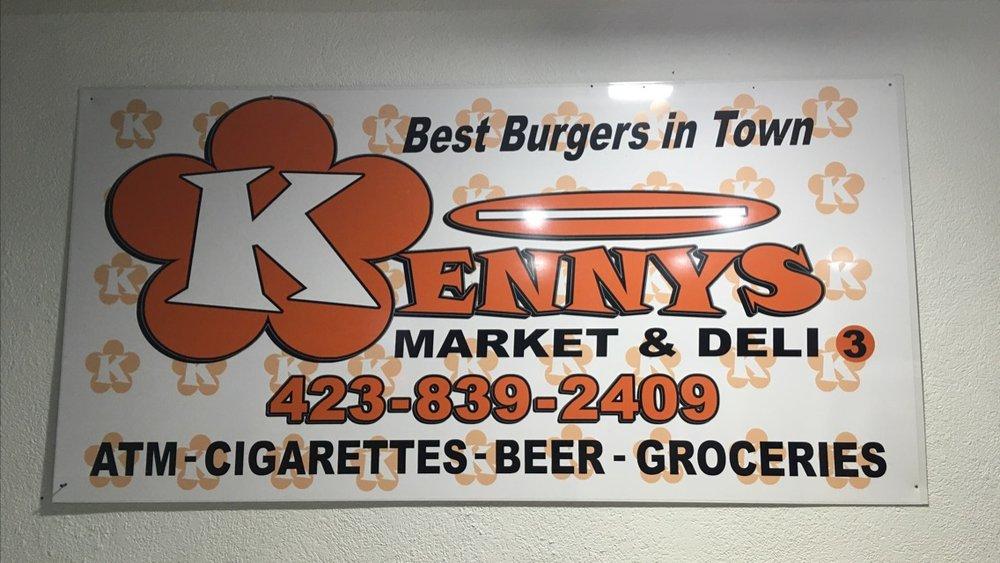 Kenny's Market & Deli: 5018 Copper Ridge Rd, Morristown, TN