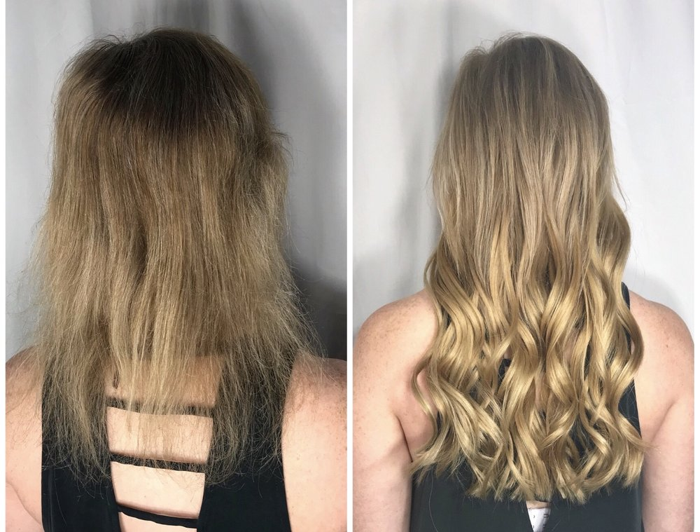Natural Beaded Row Hair Extensions Yelp