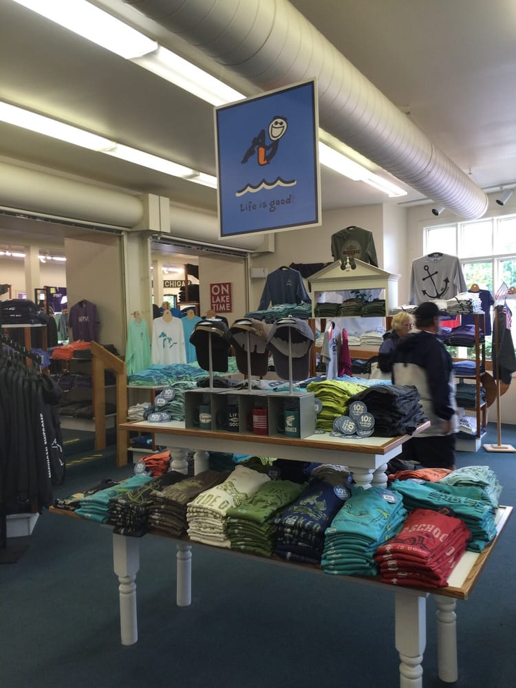 Harbor Wear: 223 E Central Ave, Mackinaw City, MI