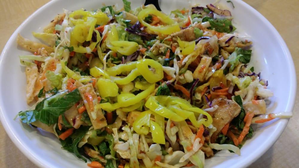 Bangkok Chicken Salad Yelp