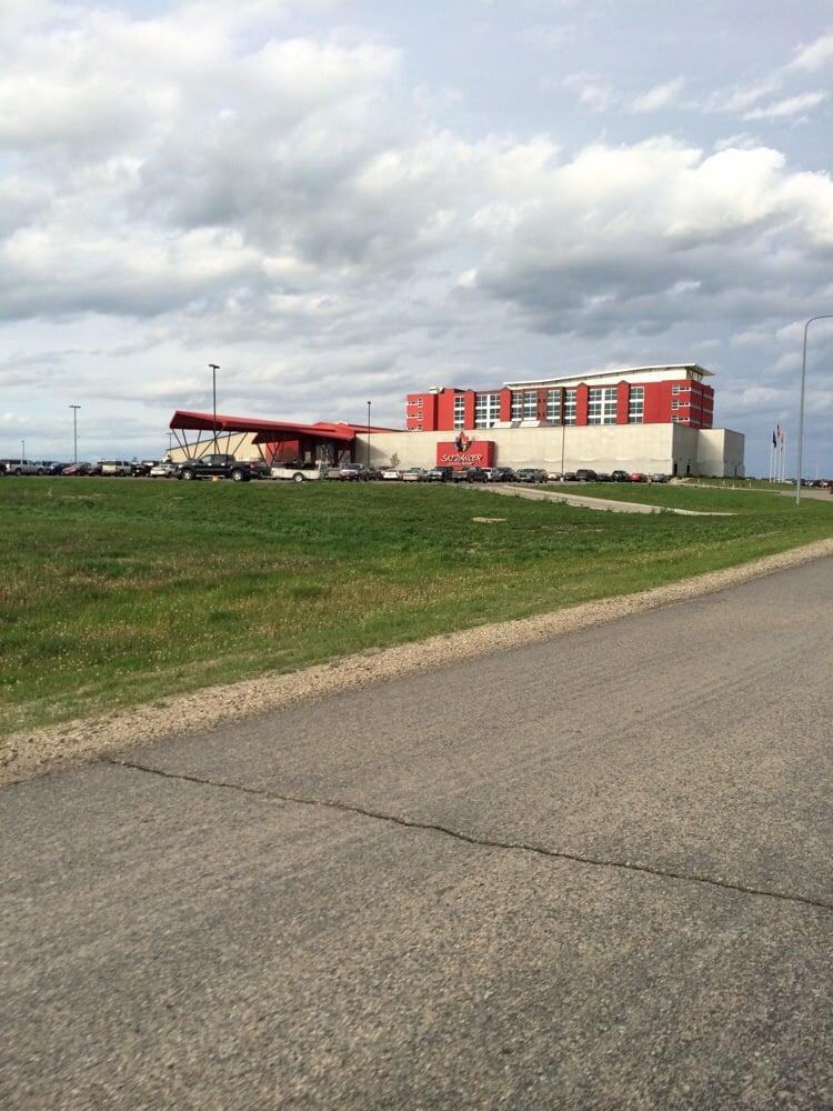 Sky Dancer Hotel & Casino: 3965 North Dakota 5, Belcourt, ND