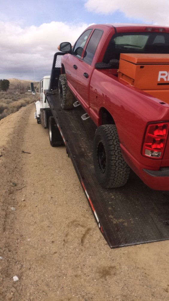 ARC Towing: 821 W Main St, Barstow, CA