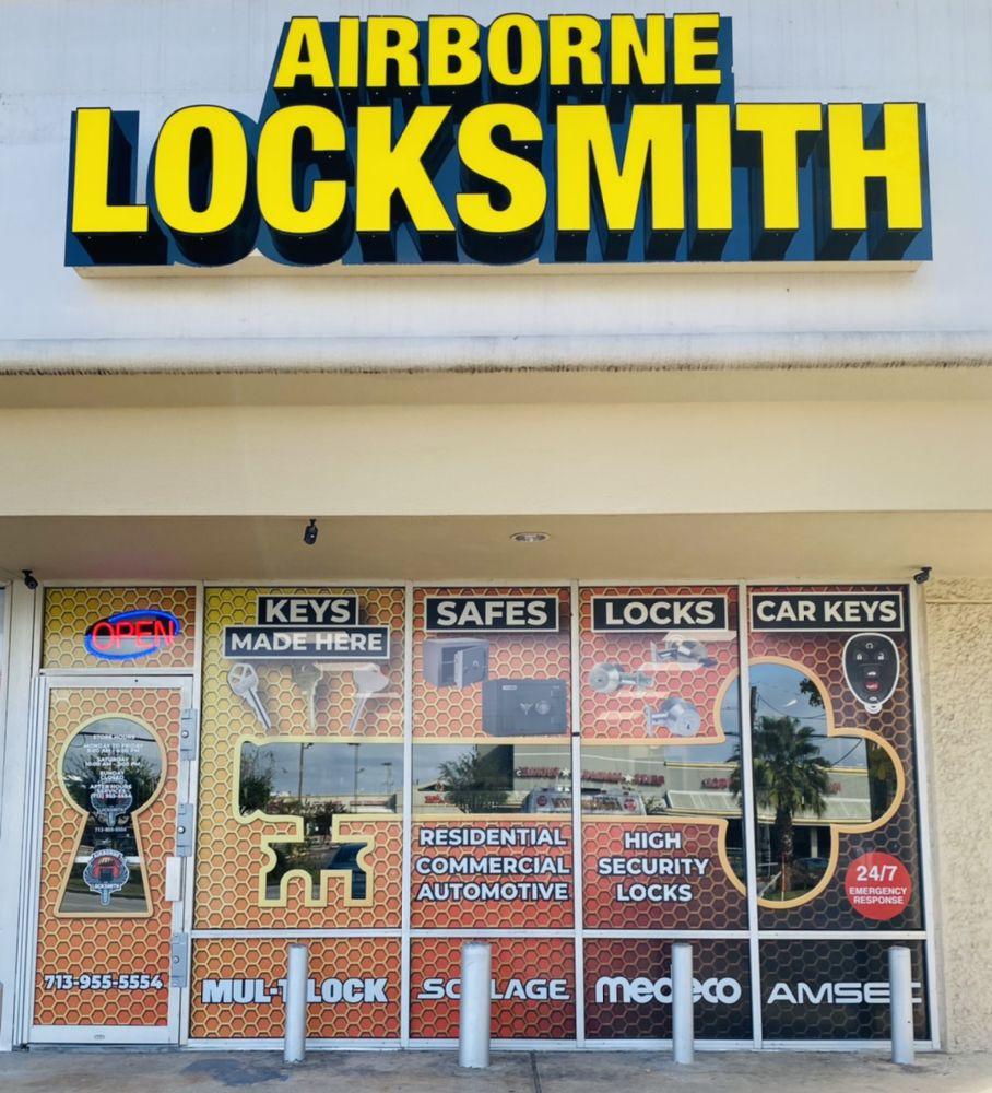 Airborne Locksmith: 2725 Chimney Rock Rd, Houston, TX