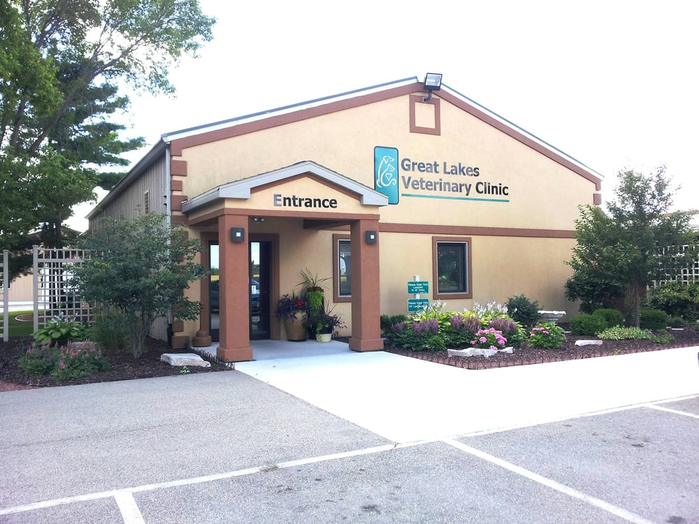 Great Lakes Veterinary Clinic: 2845 County Rd JJ, Neenah, WI