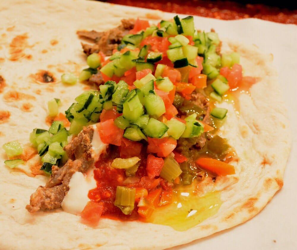 how to make tahini sauce for shawarma