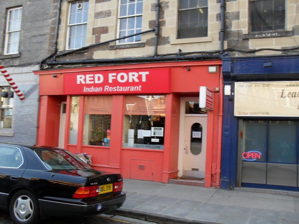 Indian Restaurant Drummond Street Edinburgh