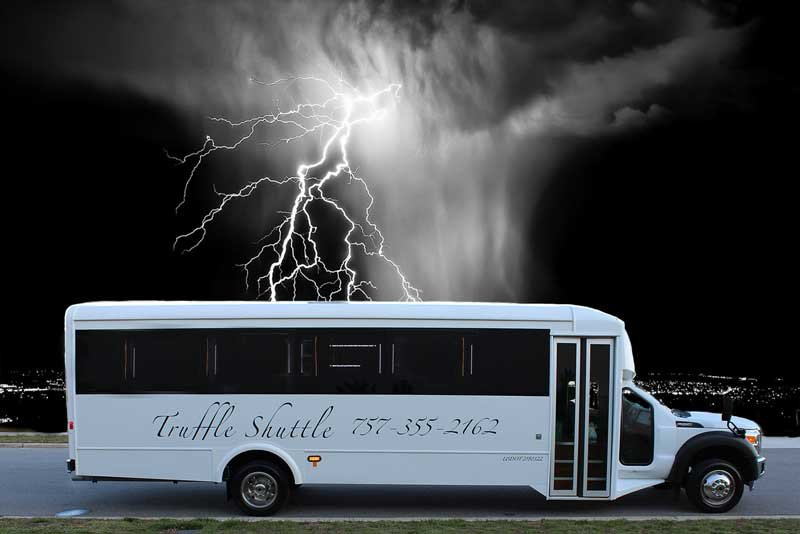 Truffle Shuttle Party Bus