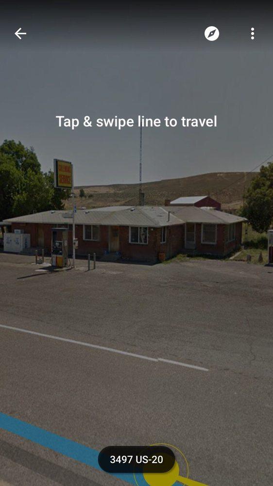 Brian's Service Station/Colemans Service: 3491 Central Oregon Hwy, Harper, OR