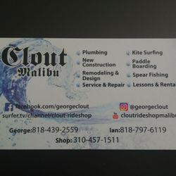 Photo Of Clout Plumbing Malibu Ca United States