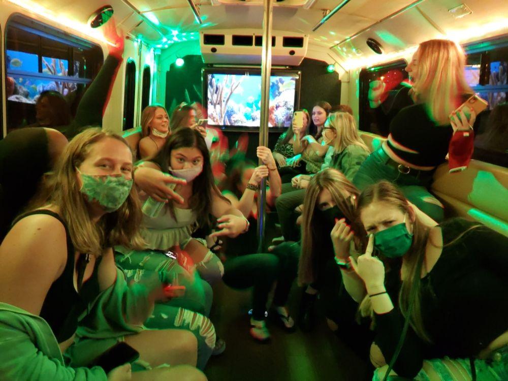 Party Transportation: 1332 Atlantic Ave, Atlantic City, NJ