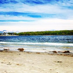 Photo Of Goose Rocks Beach Kennebunkport Me United States