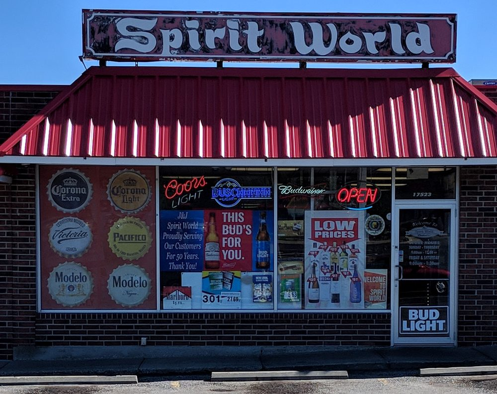 Spirit World: 17523 E US Hwy 24, Independence, MO