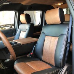 Paxtor Auto Upholstery - 74 Photos - Auto Upholstery - 9400