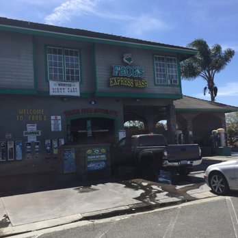 Frogs express wash 46 photos 99 reviews car wash 20012 beach photo of frogs express wash huntington beach ca united states car wash solutioingenieria Choice Image