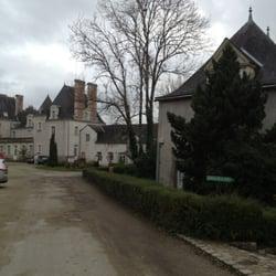 Chateau De La Gournerie - Venues & Event Spaces - Gournerie, Saint ...