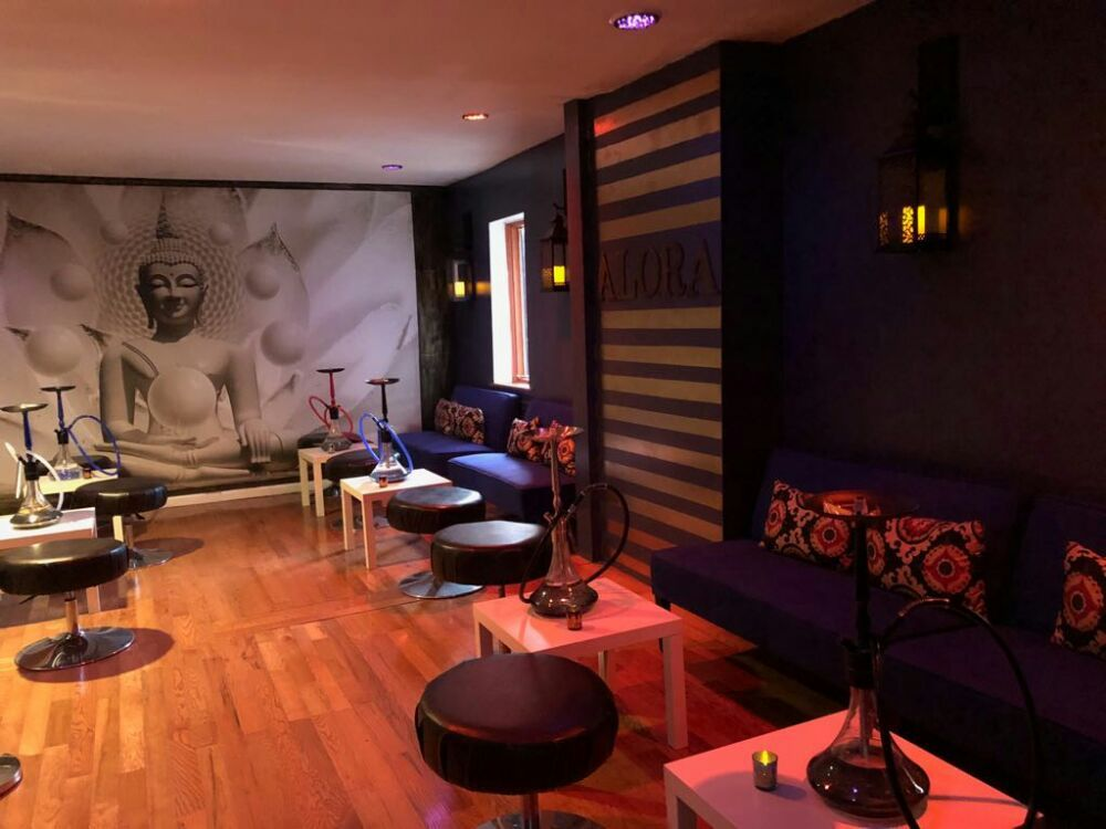 Alora Hookah Lounge: 958 W Linden St, Allentown, PA