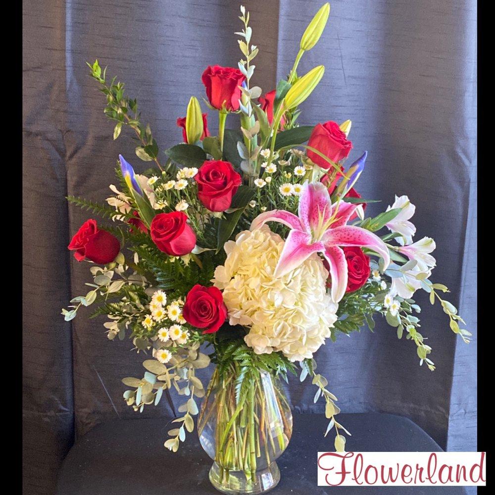 Flowerland: 3419 E Frank Phillips Blvd, Bartlesville, OK