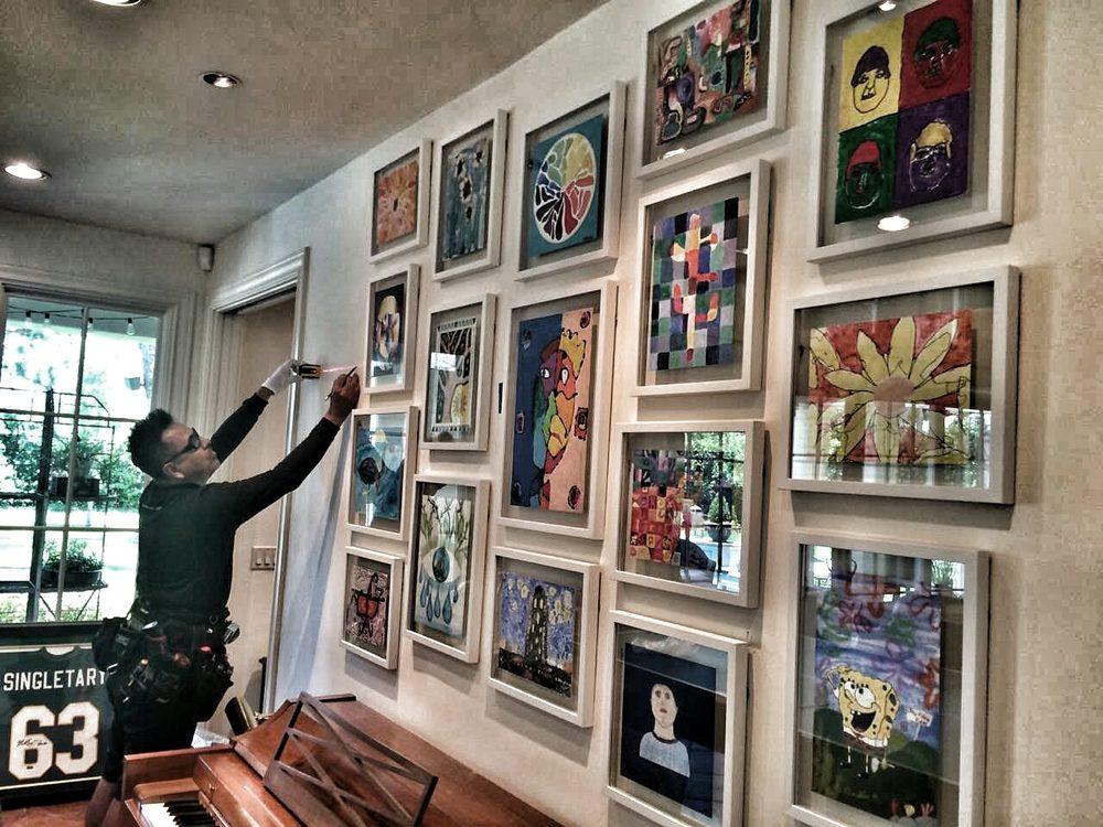 Photos for OAI Art Framing & Installation - Yelp