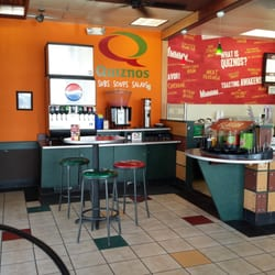 Photo Of Quiznos Humble Tx United States Fountain And Condiment Area
