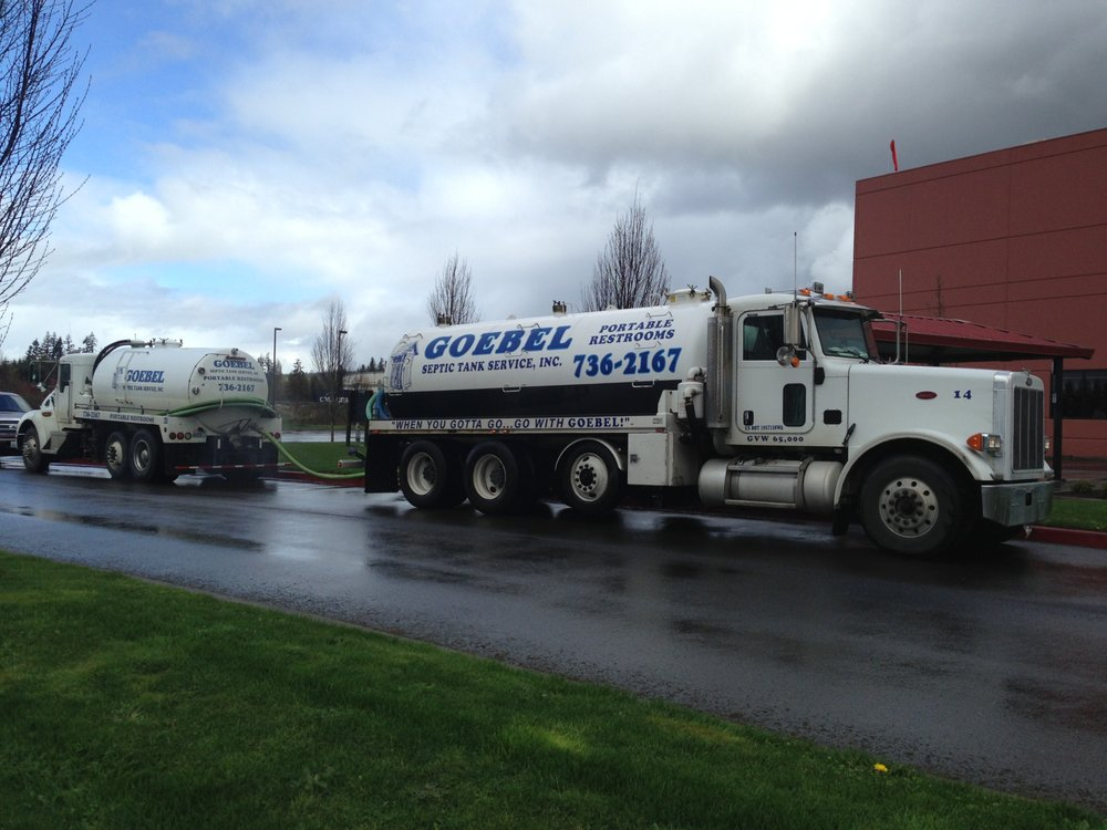 Goebel Septic Tank Service - Septic Services - 171 Big