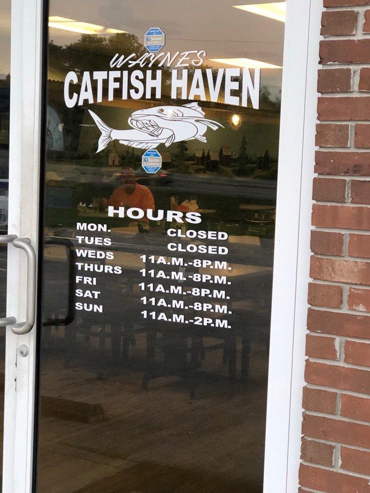 Waynes Catfish Haven