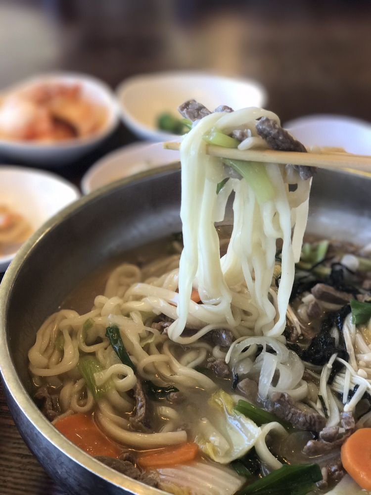 Hot Stone Korean Kitchen: 2190 N Texas St, Fairfield, CA