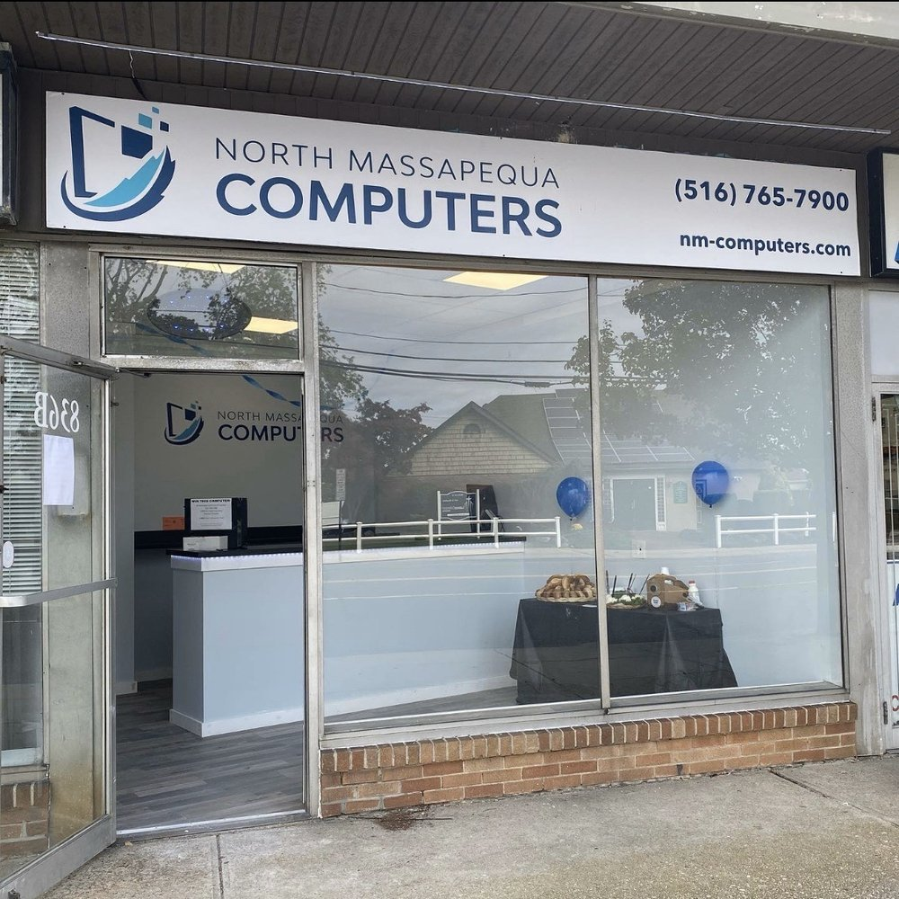 North Massapequa Computers: 836B N Broadway, North Massapequa, NY