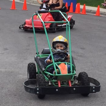 Photo Of Hyperkarts Electric Go Kart Party Al Valley Village Ca United States