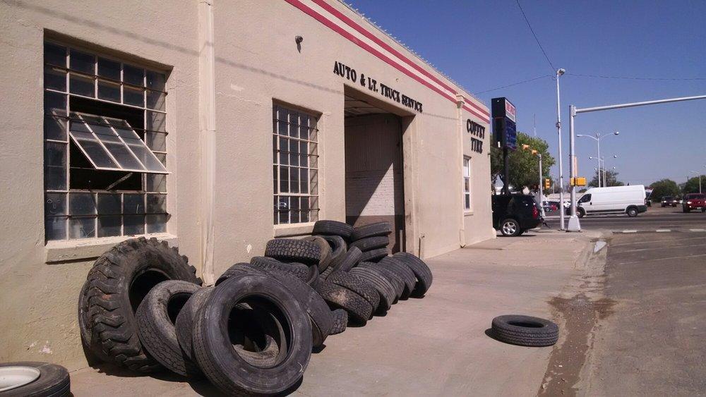 Coffey Tire & Brake Tire Pros: 724 S Dumas Ave, Dumas, TX