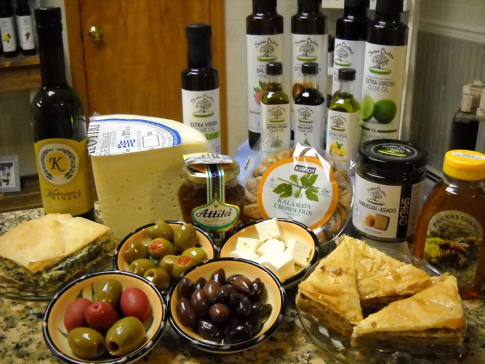 The Aegean Table: 849 Oak St, Lebanon, PA