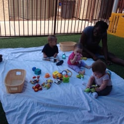 Photo Of Grace Garden Christian Preschool   Phoenix, AZ, United States.  Happy Time