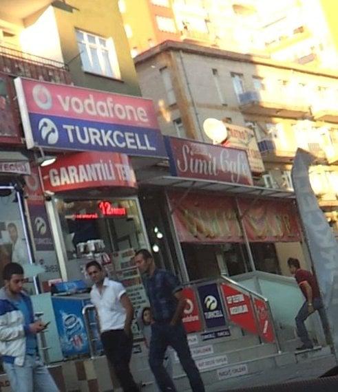 Simit Cafe: Demetevler Mah., Ankara, 06