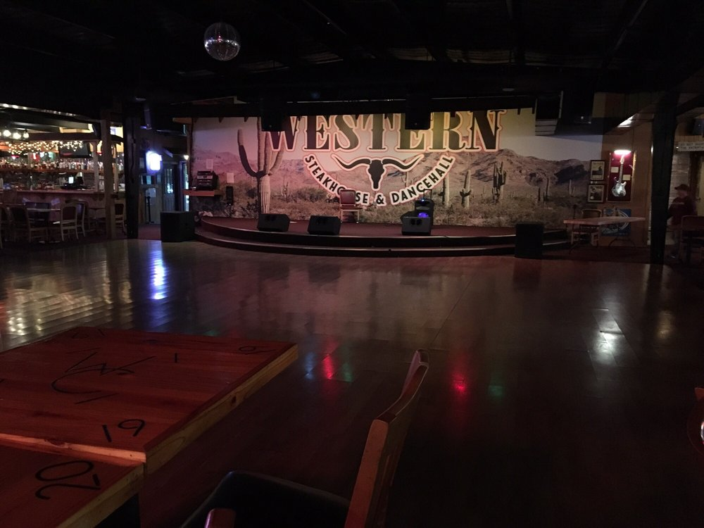 The Western Steakhouse and Dancehall: 9524 Highway 6 Lp S, Navasota, TX