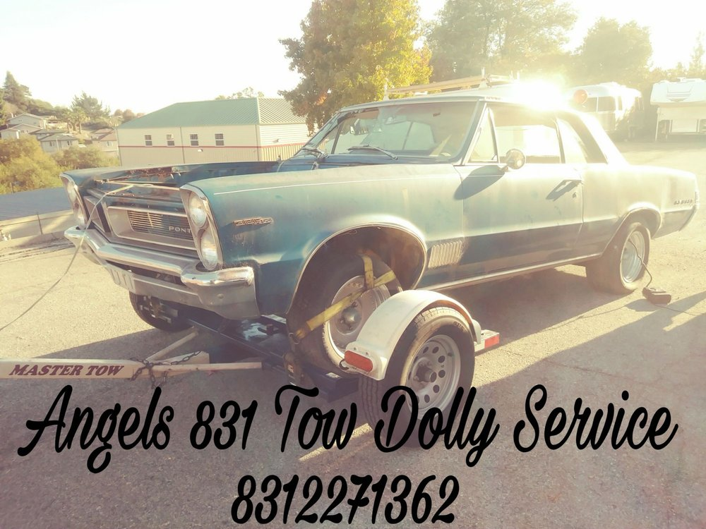 Angels 831 Tow Dolly Service - 30 Photos - Towing - 128