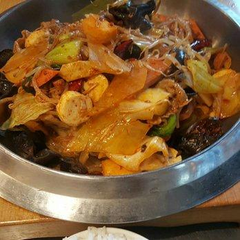Auntie Guan S Kitchen Menu