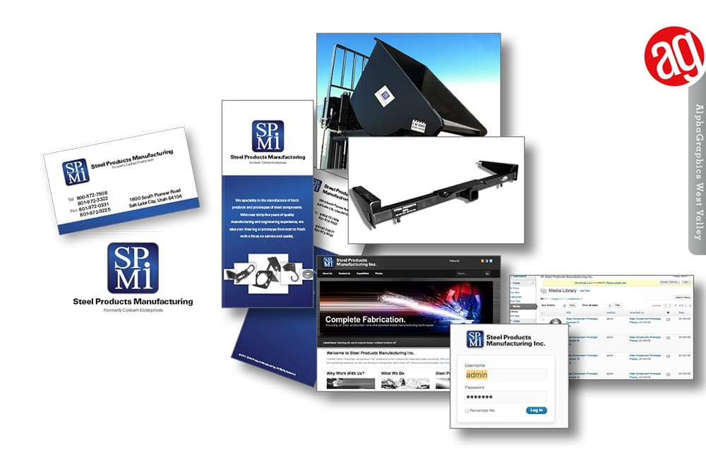 Brochures, Business Cards, Banners, Labels, Photos, Websites! We did ...